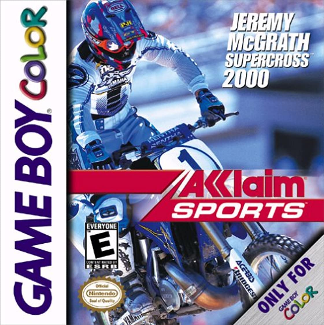 Jeremy McGrath Supercross 2000 (輸入版)