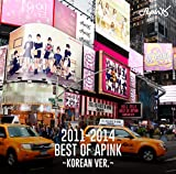 2011-2014 Best of Apink 〜Korean Ver.〜