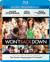 Won't Back Down [Blu-ray] [Import]