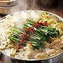 博多 もつ鍋 蟻月 白のもつ鍋 (もつ600g スープ750g) 増量セット 特製白味噌味 4~5人前