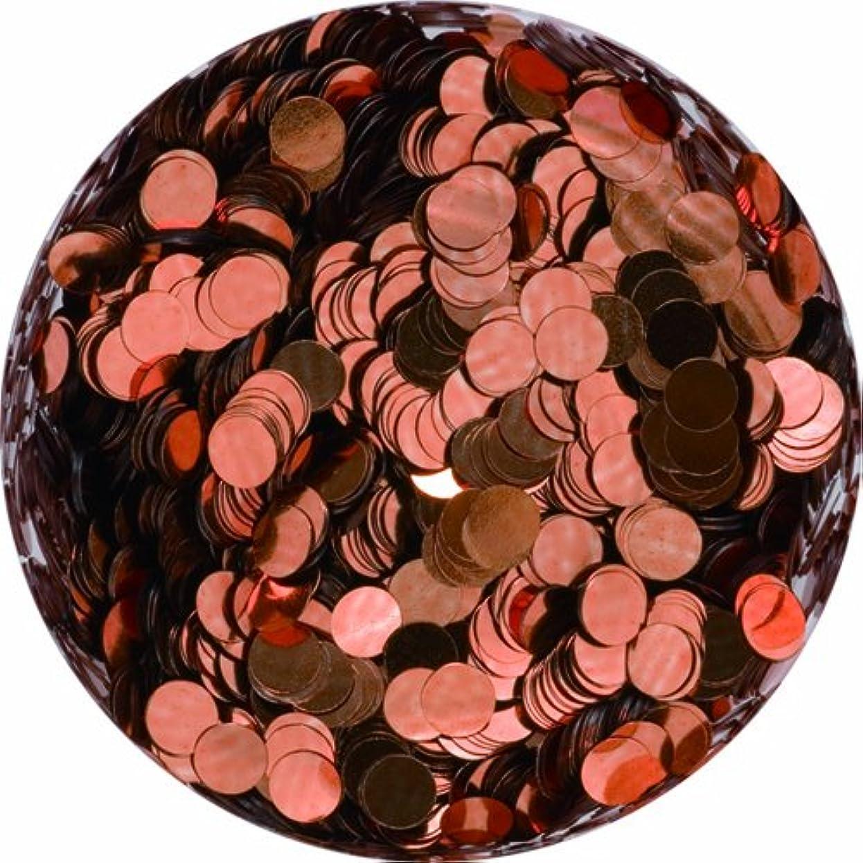 中世の賠償会計ビューティーネイラー ネイル用パウダー 黒崎えり子 ジュエリーコレクション コッパー2mm丸