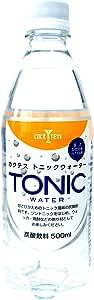 木村飲料 カクテス トニックウォーター500mlPET×24本入×(2ケース)