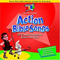 Action Bible Songs (Blst)