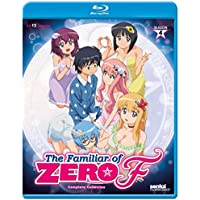 ゼロの使い魔 The Familiar of Zero Season 4