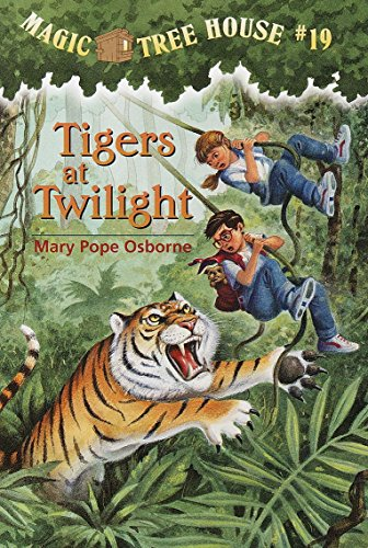 Tigers at Twilight (Magic Tree House (R))の詳細を見る