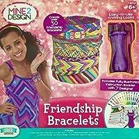 Friendship Bracelet Kit with Knitting Loom