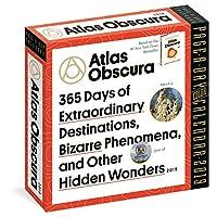 Atlas Obscura 2019 Calendar