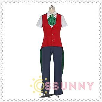 IDOLiSH 7 アイドリッシュセブン TWiNKLE12 二階堂大和 変装 仮装 コスプレ衣装 ステージ服 コスチューム(男性XL)