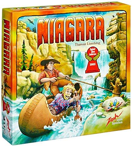 ナイアガラ (Niagara) Für 3 - 5 Spieler. Spieldauer: 30 - 45 Minuten ボードゲーム