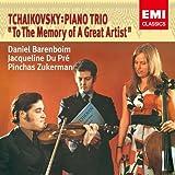 Amazon.co.jpチャイコフスキー:ピアノ三重奏曲「ある偉大な芸術家の想い出のために」