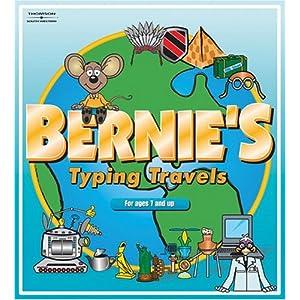 Bernie's Typing Travels