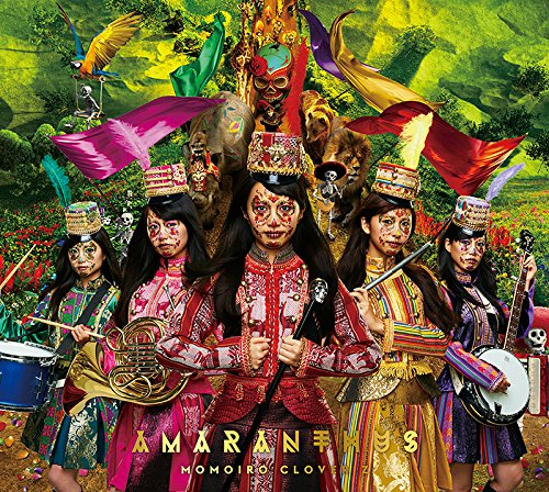 AMARANTHUS【初回限定盤(CD+Blu-ray)】の詳細を見る