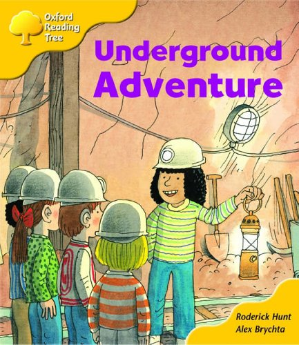 Oxford Reading Tree: Stage 5: More Storybooks (magic Key): Underground Adventure: Pack Aの詳細を見る