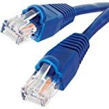 0.5m 1m 2m 3m 5m 10m 15m 20m 30m 50m 100m RJ45 CAT6 Ethernet Network LAN Patch Cable 1000Mbps (10m)