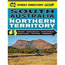 South Australia & Northern Territory Street Directory 9th ed