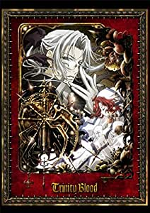 トリニティ・ブラッド chapter.1 コレクターズエディション [DVD]