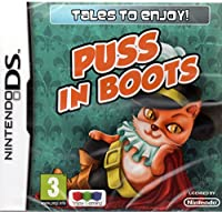 Tales To Enjoy! Puss In Boots (Nintendo DS) (輸入版)