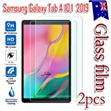 "[2 Pack] for Samsung Galaxy Tab A 10.1"" 2019 T510 T515 Scratch Resistant Tempered Glass LCD Screen Protector Film Guard (2 Pa"