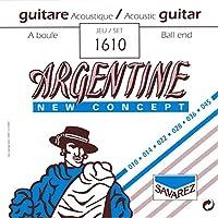SAVAREZ サバレス ジャズギター弦 アルゼンチーヌ ボールエンド エクストラライト 1610      XL