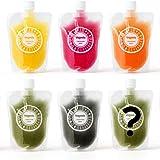 Vegeets(ベジーツ)コールドプレスジュース 【1日クレンズセット6本(5種類+ランダム1種類)】 ファスティング クレンズジュース 野菜ジュース 酵素ドリンク