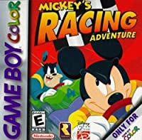 Mickey Racing / Game