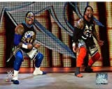 """The Usos WWE 2015 Action Photo (Size: 8"""" x 10"""")"""