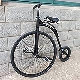 ウインテック センチュリークラシック1872 ペニー・ファージング型自転車 70113 ブラック