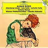 ベルク:アルテンベルク歌曲集、「叙情組曲」からの3つの楽章、「ルル」組曲