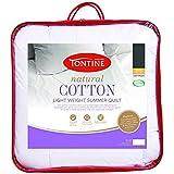 Tontine Natural Cotton Quilt, Double