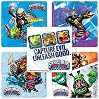 Skylanders Trap Team Stickers - Birthday and Theme Party Favors - 100 Per Pack [並行輸入品]