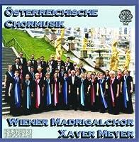 ?sterreichische Chormusik (Austrian Choral Music) by VARIOUS ARTISTS (2001-05-29)