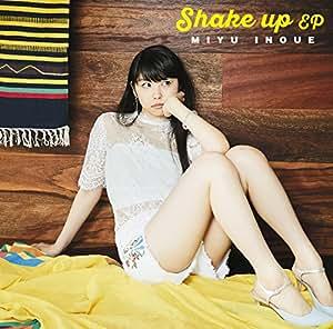 Shake up EP【初回限定盤】(CD+DVD)
