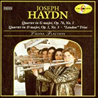 Haydn;London Trios