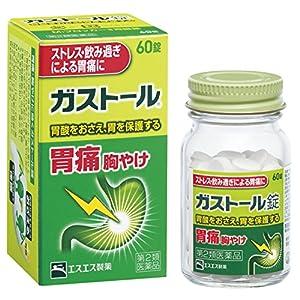 【第2類医薬品】ガストール錠 60錠 ※セルフメディケーション税制対象商品