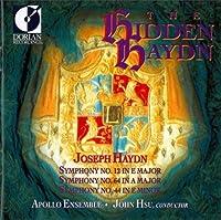 The Hidden Haydn: Apollo Ensemble by Haydn (1998-09-01)