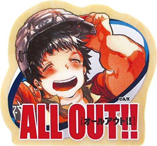 ティーズ ALL OUT!! ウッドクリップ 八王子 睦 AO-5580043HM