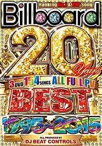 Billboard 20 Years Best 1995~2015