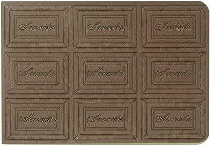シンラクリエイション チョコレートノート01合皮 ブラウン SNT-CH01-BW
