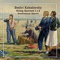 Kabalevsky: String Quartets 1