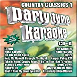 Party Tyme Karaoke - Country Classics 1 (16-song CD+G) by Party Tyme Karaoke (2001-05-03)
