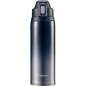 象印 ( ZOJIRUSHI ) 水筒 直飲み スポーツタイプ ステンレスクールボトル 1.03L グラデーションブラック SD-ES10-BZ