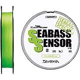 ダイワ(Daiwa) PEライン UVF シーバスセンサー+Si 150m 0.8号 10lb ライムグリーン