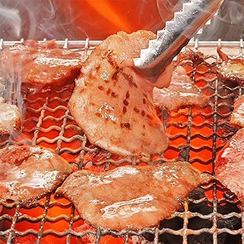 牛タン スライス 特製レモン搾り 塩だれ 焼肉 3mm厚 塩タン (1kg)