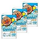 【ケース販売】 ネピア GENKI パンツ Lサイズ(9~14kg) 132枚(44枚×3)