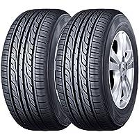 【おすすめ2本セット】 ダンロップ(DUNLOP) サマータイヤ EC202L 165/55R15 75V 311809.0