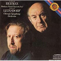 Piano Con. No.1 / Berman / Leinsdorf