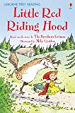 Little Red Riding Hood: For tablet devices (Usborne First Reading: Level Four) (English Edition)