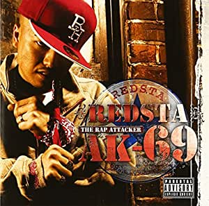 REDSTA-The Rap Attacker-