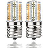 DiCUNO E17口金 SMD LED電球 4W AC110V 3000K 電球色 300lm 調光可能 全方向調明 省エネ 2個セット