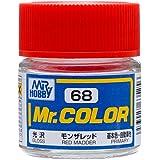 Mr.カラー C68 モンザレッド
